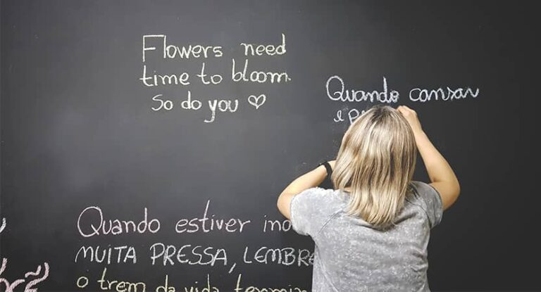 Why should we learn a new language?